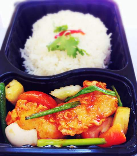 thai bento box thai food delivery services lunch dinner delivery singapore. Black Bedroom Furniture Sets. Home Design Ideas