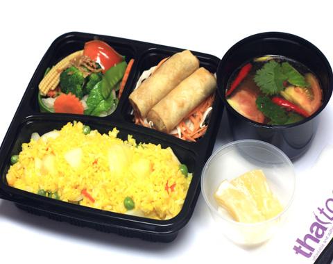 thai food delivery services lunch dinner delivery. Black Bedroom Furniture Sets. Home Design Ideas